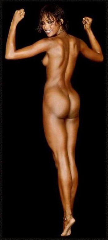 sexy Naomi Campbell